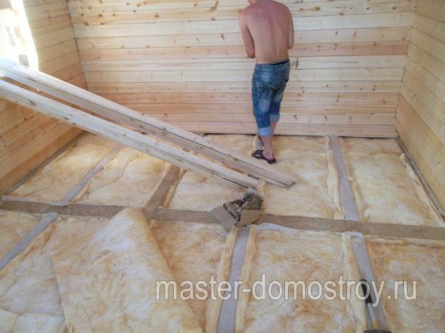 Фотоотчет о строительстве бани 6х6 м из бруса в городе Гатчинском районе. 37 фото.