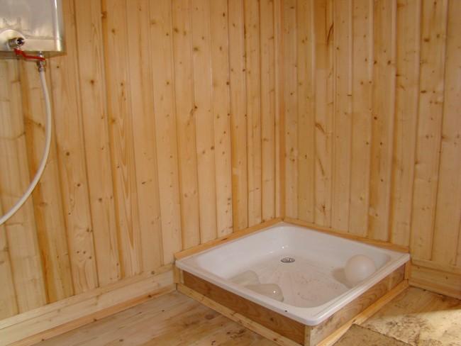 Мобильная баня для дачи